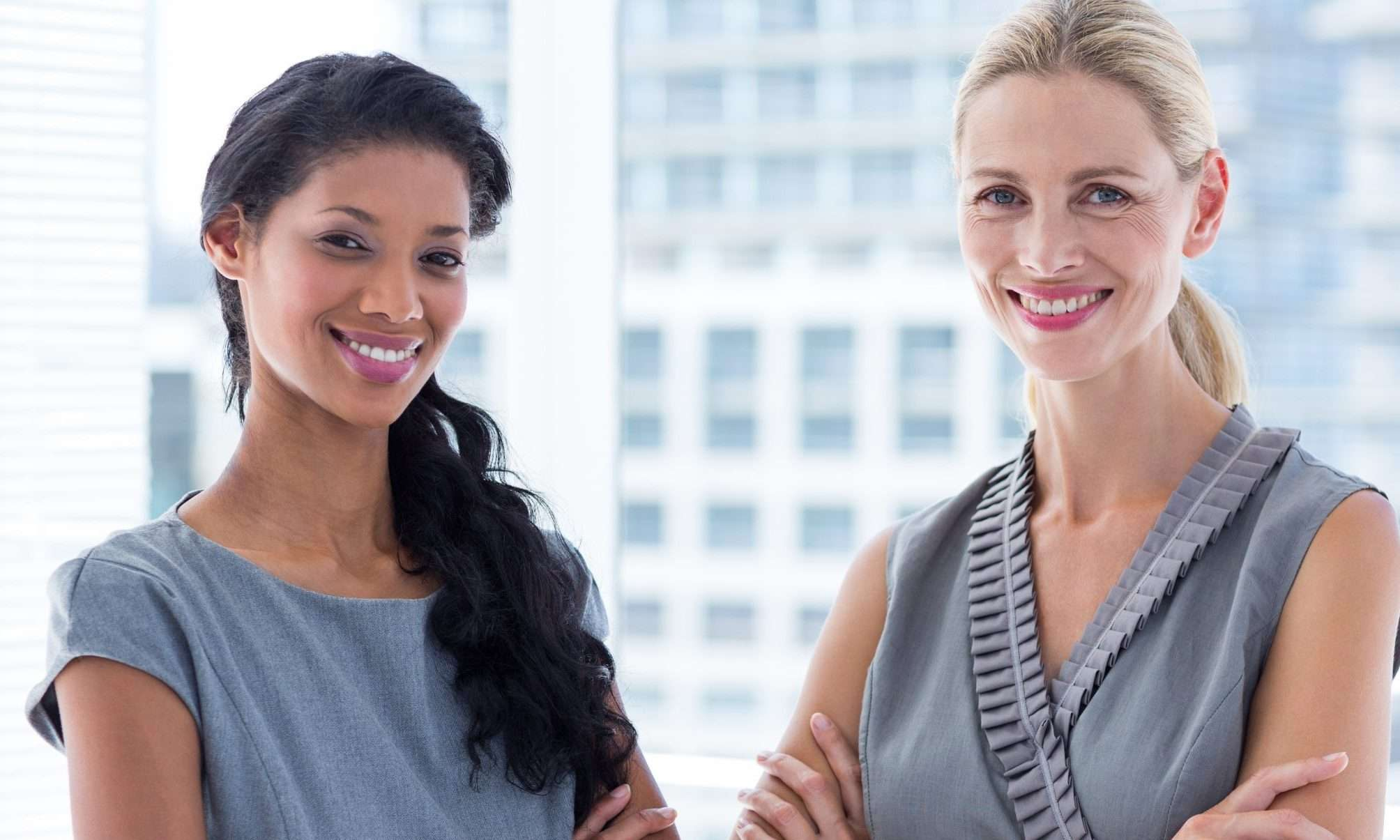 Two professionals interested in a franchise choose to partner.