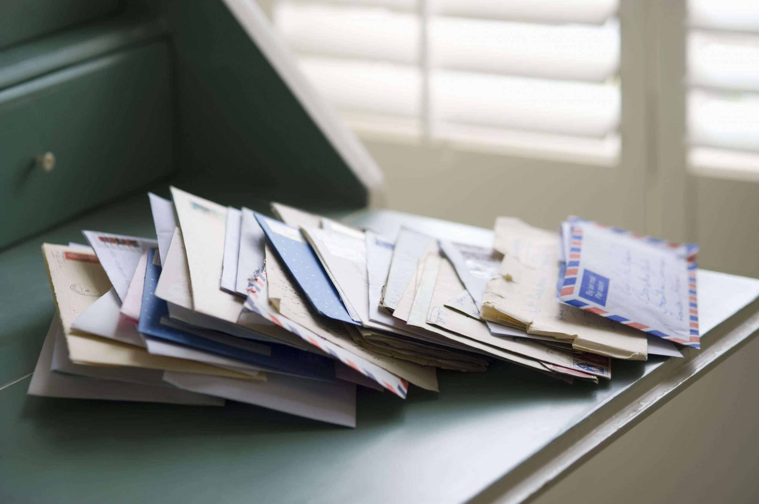 Mail forwarding can help you ensure you receive the mail you need for taxes and recordkeeping